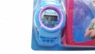 set ceas si portofel pentru fetite