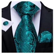 Set cravata + batista + butoni - matase 100% - model 181