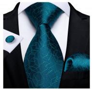 Set cravata + batista + butoni - matase 100% - model 216