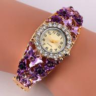 ceas ieftin de dama cu cristale