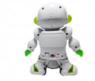 jucarie ieftina robot cu sunete si lumini