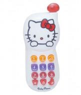 Jucarie ieftina interactiva model telefon, cu sunete si lumini