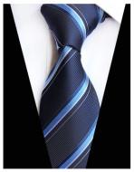 Model 56 - cravata matase 100%, tesatura jaquard