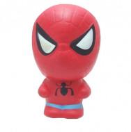 Squishy spider man, jucarie ieftina parfumata