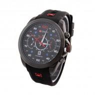 Ceas barbatesc Curren - Speed Master Black Edition + cutie cadou