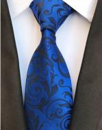 Model 57 - cravata matase 100%, tesatura jaquard