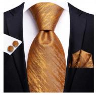 Set cravata + batista + butoni - matase 100% - model 192