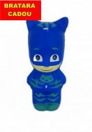 Squishy Jumbo erou, parfumata, albastru