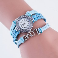 Ceas dama - Love to infinit - Bleu