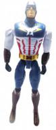 Figurina gen Captain America, 27.5 cm, cu led si muzica + cutie originala, model 3