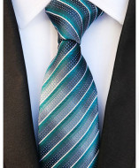 Model 53 - cravata matase naturala 100%, tesatura jaquard