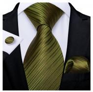 Set cravata + batista + butoni - matase 100% - model 209