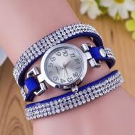 ceas dama cu cristale Sophie - blue