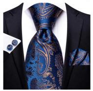 Set cravata + batista + butoni - matase 100% - model 166