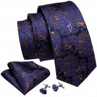 st cravata matase naturala