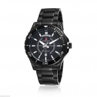 Ceas barbatesc NAVIFORCE, NF9053M, Black Edition