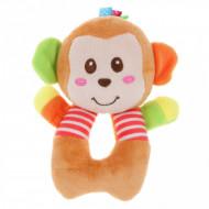 Jucarie zornaitoare bebelusi - maimutica