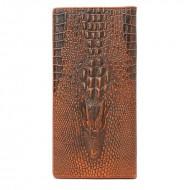 Portofel / portmoneu barbatesc model Crocodil / Aligator