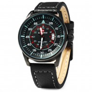 Ceas barbatesc Naviforce, NF9044M, Black Edition