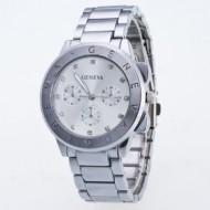 Ceas de dama Geneva - ultimul model - argintiu