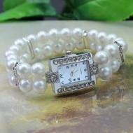 Ceas de dama White Pearls