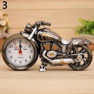 Ceas - motocicleta, obiect decorativ, cadoul perfect pentru ocazii speciale