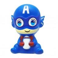 Jucarie Squishy, A Hero, albastru