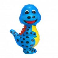 Jucarie Squishy, Cute Dinno, albastru