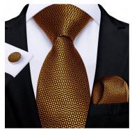 Set cravata + batista + butoni - matase 100% - model 202