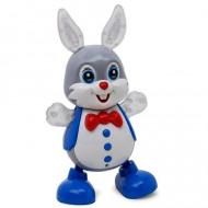 Jucarie ieftina Iepurasul Funny Bunny cu miscare, sunet si lumini
