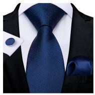 Set cravata + batista + butoni - matase 100% - model 203