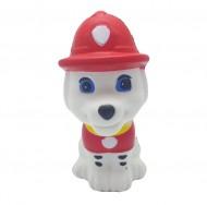 Jucarie Squishy, Jumbo, catelusul pompier