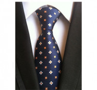 Model 21 - cravata matase naturala 100%, tesatura jaquard