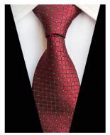 Model 39 - cravata matase naturala 100%, tesatura jaquard