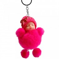 Papusica / accesoriu bebelus dormind - cyclam