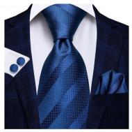 Set cravata + batista + butoni - matase 100% - model 188