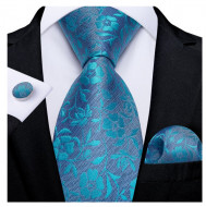 Set cravata + batista + butoni - matase 100% - model 214