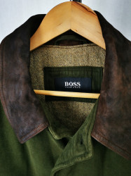 Geaca vintage Hugo Boss XL.