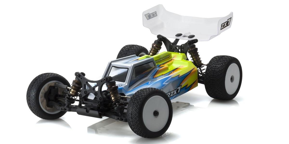 Buggy 1/10 Electric 4wd Lazer ZX (6-7) Kyosho
