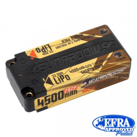 Acumulator lipo shorty profesionali