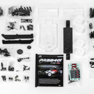 Automodel Buggy 4WD 1/10 Electric PR Racing SB401-R