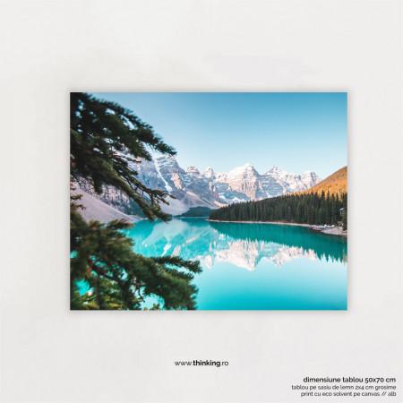 lake canada landscape