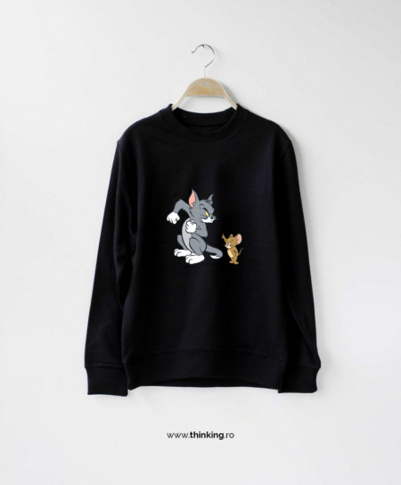 pulover x cartoons tom & jerry
