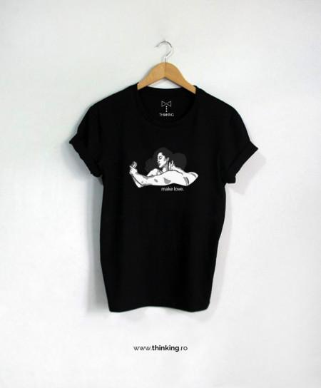 tricou x make love