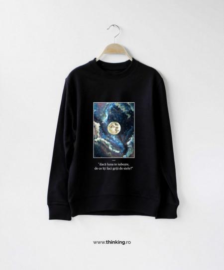 pulover x daca luna te iubeste