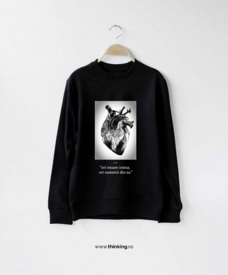 pulover x ori moare inima