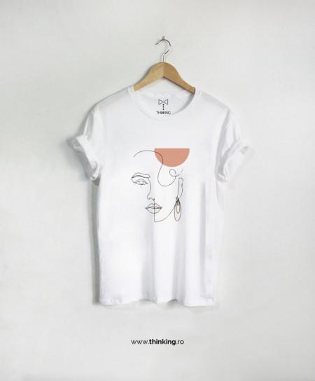 tricou x woman #art