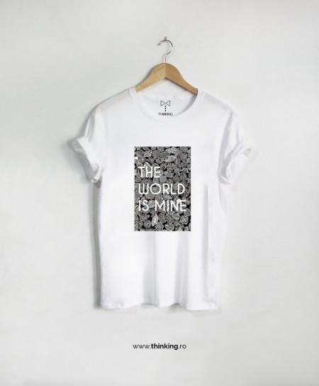 tricou x world *lichidari de stoc*