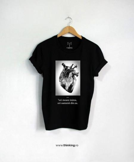 tricou x ori moare inima *lichidari de stoc*