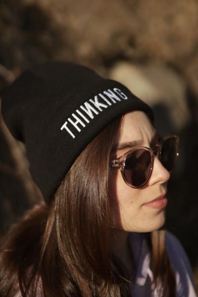 caciula x thinking